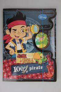 Teczka z gumką A4 Jake i Piraci z Nibylandii - 2857720944