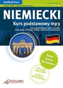 Niemiecki Kurs Podstawowy MP3 - 2825662002