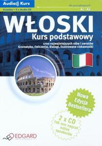 Włoski Kurs podstawowy CD