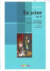 En scene les 5e Livre + CD - 2825858822
