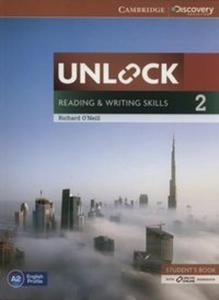 Unlock: Reading & Writing Skills 2 Student's Book +Online - 2825861769
