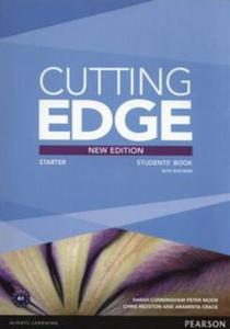Cutting Edge Starter Students Book + DVD - 2857726315