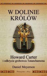 W Dolinie Królów. Howard Carter i odkrycie grobowca Tutanchamona - 2825862169