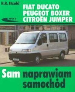Fiat Ducato, Peugot Boxer, Citroen Jumper