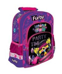 Plecak szkolny Furby Party Time - 2825862756