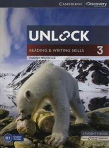 Unlock 3 Reading and Writing Skills Student's Book and Online Workbook - 2857727501
