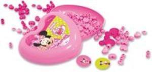 Zestaw Art&Craft Minnie Biżuteria w serduszku - 2825863098