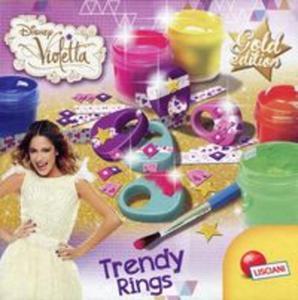Zestaw Art&Craft Violetta pierścionki - 2857727586