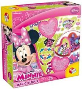 Zestaw Art&Craft Minnie Biżuteria z magiczną szkatułką - 2825863536