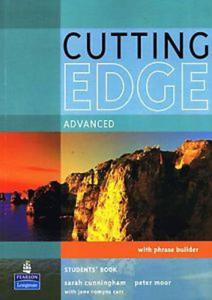 Język Angielski CUTTING EDGE ADVANCED with phrase builder Students Book - 2853566835