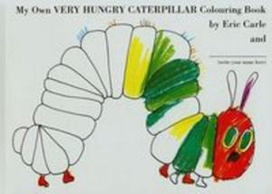 My Own Very Hungry Caterpillar Colouring Book - 2857730561