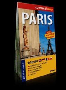 Paris plan miasta 1:16 500 - 2857731439