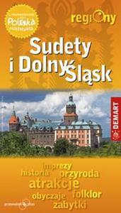 Sudety i Dolny śląsk. Przewodnik + atlas - 2857731972