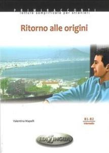 Ritorno alle origini ksiażka + płyta CD audio - 2857731994