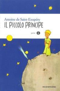 Il Piccolo Principe Ma�y Ksi��� wersja w�oska - 2825867586