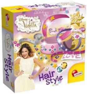 Zestaw Art&Craft Violetta Hair Style - 2857732436