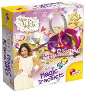 Zestaw Art&Craft Violetta Magic Bracelets - 2851052723