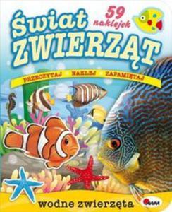 Świat zwierząt. Zwierzęta wodne - 2857732805
