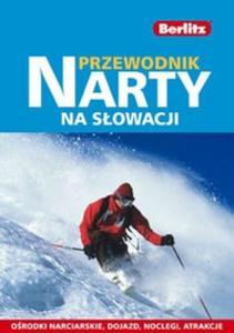 Berlitz Przewodnik Narty na Słowacji - 2825662692