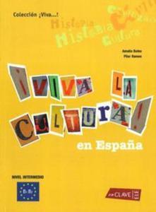 Viva la Cultura intermedio Książka - 2825872201