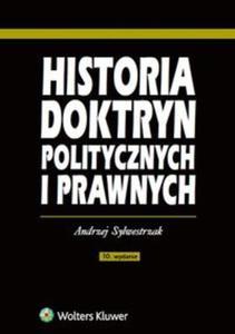 Historia doktryn politycznych i prawnych - 2825872422