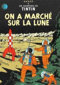 Tintin on a marche sur la lune - 2825873195