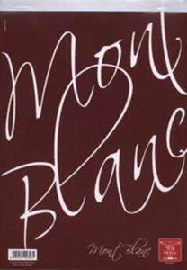 Notes A4 Mont Blanc w linie 70 kartek - 2857737731