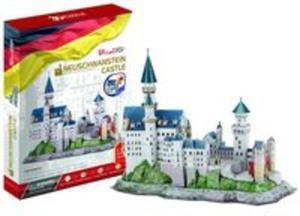 Puzzle 3D Zamek Neuschwanstein 121 - 2853575290