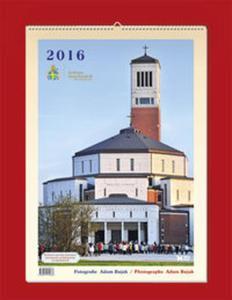 Kalendarz 2016 r. - Sanktuarium św. Jana Pawła II - 2857738873