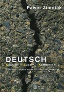 Deutsch Kognitiv Emotiv Kommunikativ - 2825874669