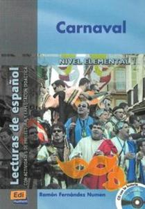 Carnaval ksiązka + CD - 2857739199