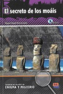 El secreto de los moais + CD - 2825874865