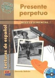 Presente perpetuo książka + CD - 2857739333