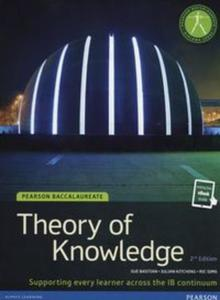 Pearson Baccalaureate Theory of Knowledge - 2857739741