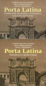 Porta Latina Podręcznik do języka łacińskiego i kultury antycznej Preparacje i komentarze - 2825662839
