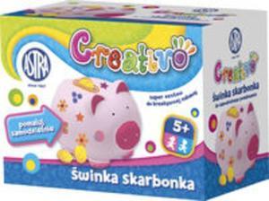 Świnka skarbonka Creativo - 2825876493