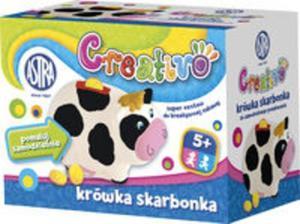 Krówka skarbonka Creativo - 2825876495
