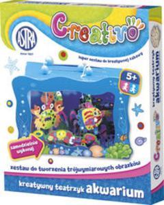 Kreatywny teatrzyk Creativo - akwarium - 2825876631