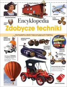 Encyklopedia. Zdobycze techniki - 2857742243
