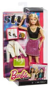 Barbie lalka Miejski blask - 2857743343