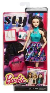 Barbie lalka Miejski blask - 2857743344