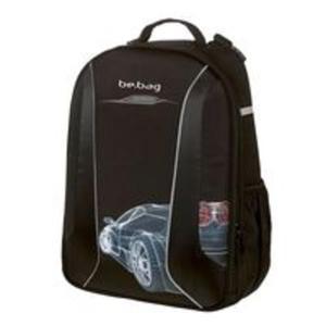 Plecak szkolny be.bag Airgo Grid Car - 2857747262