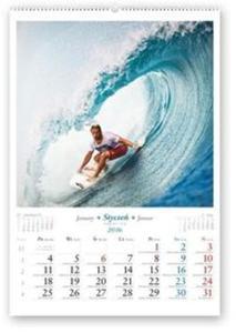 Kalendarz 2016 RW Sporty ekstremalne - 2851067915