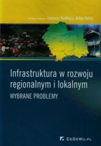 Infrastruktura w rozwoju regionalnym i lokalnym - 2825883242