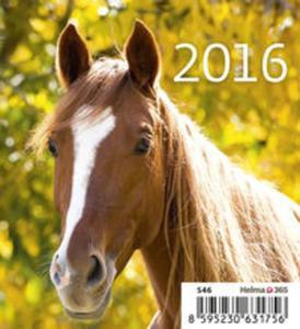 Kalendarz 2016 Konie Mini - 2825883268