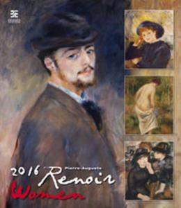 Kalendarz 2016 Renoir Kobiety Helma EX - 2825883307