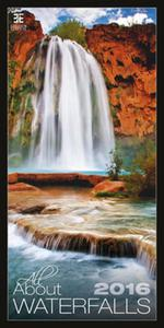 Kalendarz 2016 Wodospady Helma EX - 2825883314