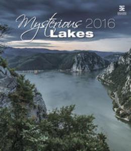 Kalendarz 2016 Tajemnicze Jeziora Helma EX - 2825883318