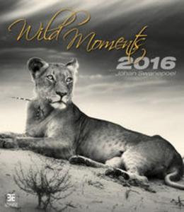 Kalendarz 2016 Dzikie Momenty Helma EX - 2853584662