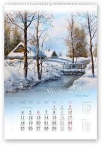 Kalendarz 2016 RW Polska w malarstwie - 2825883397